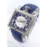 ガガミラノコピー腕時計 ナポレオーネ48mm オートマチック レザー グリーン/PGPシルバー メンズ 6001.2