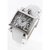 ガガミラノコピー腕時計 ナポレオーネ40mm レザー ホワイト ボーイズ 6030.5