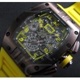 リシャール・ミル時計コピー フェリペ・マッサAsian 7750搭載 28800振動
