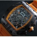 リシャール・ミル時計コピー フェリペ・マッサAsian 7750搭載 28800振動新作