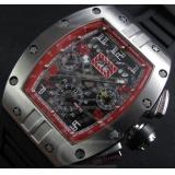 リシャール・ミル時計コピー フェリペ・マッサAsian 7750搭載 28800振動新品