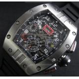 人気腕時計リシャール・ミルフェリペ・マッサAsian 7750搭載 28800振動