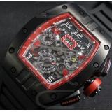 リシャール・ミル時計コピーフェリペ・マッサAsian 7750搭載 28800振動