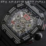 リシャール・ミル 時計コピーフェリペ・マッサ, Asian 7750搭載 28800振動新品