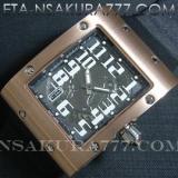 リシャール・ミル 時計コピー フェリペ・マッサ, Asian 21600振動新品