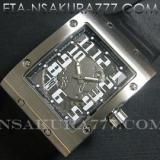 リシャール・ミル 時計コピー フェリペ・マッサ, Asian 21600振動価格