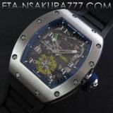 リシャール・ミル 時計コピー フェリペ・マッサ, Asian 21600振動激安