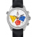 ジェイコブ 時計コピー JACOB&CO自動巻き ダイヤモンド アラビア ホワイト