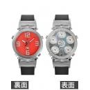 ジェイコブ時計コピー JACOB&COクォーツダイヤモンド ブラック