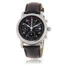 MONTBLANC モンブラン 時計コピー STAR スター 102135 オートクロノ ブラック レザー