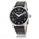 MONTBLANC モンブラン 時計コピー タイムウォーカー 105812 AUTO オート ブラック レザー