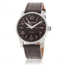 MONTBLANC モンブラン 時計コピー タイムウォーカー 106593 オート ブラウン レザー