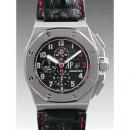オーデマ・ピゲ 時計 偽物 ロイヤルオーク オフショアクロノ シャキール・オニール限定 26133ST.OO. A101CR.01