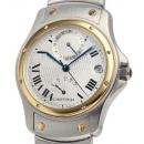カルティエ腕時計 コピーCARTIER サントスラウンドGMT 416591001