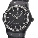 ウブロ 時計コピー クラシックフュージョン ブラックマジック ダイヤモンド511.CM.1170.LR.1104