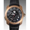 ブルガリ 時計コピー ジェラルド・ジェンタ ジェフィカハンター BGF47BBLDBR/ GMTMP