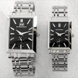 バーバリー BU1320/BU1321 カップル用時計コピー(ヘリテージ) 黒文字盤