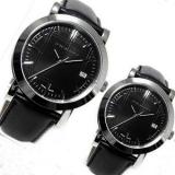 バーバリー BU1354/BU1355 カップル用時計偽物(ヘリテージ)レザー