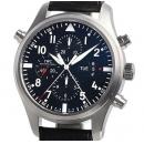 IWC 時計コピー パイロットウォッチ ダブルクロノIW377801