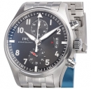IWC 時計コピー パイロットウォッチクロノ スピットファイア オートマチックIW387804