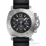 ブランド 激安パネライコピー腕時計 ルミノールサブマーシブルクロ PAM00187