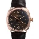 パネライ時計コピーラジオミール 8デイズGTM オロロッソ 世界500本限定PAM00395