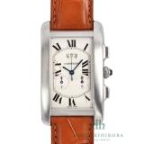 ブランドCARTIERカルティエ時計 コピー タンクアメリカン クロノリフレックス W2605956