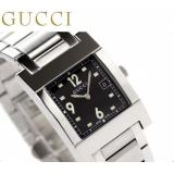 グッチ 時計 コピーメンズ 7700 アナログ ブラック GUCCI YA077309