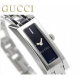 グッチ 時計 コピー レディース Gリンク ブラック GUCCI YA110518