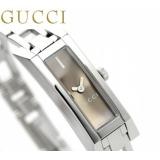 グッチ 時計コピー レディース Gリンク ブラウン GUCCI YA110519