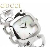 グッチ 時計偽物 レディース Gグッチ ホワイトシェル GUCCI YA125404