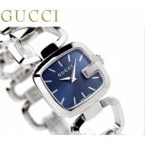 グッチ 時計 コピー レディース Gグッチ ブルー GUCCI YA125508 新品