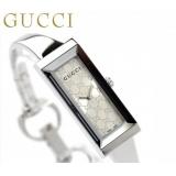 グッチ 時計 偽物レディース Gフレーム シルバー GUCCI YA127511 超安