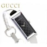 グッチ 時計 レディース Gフレーム ブラック GUCCI YA127512