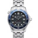 オメガ 時計コピー シーマスター コピープロフェッショナル ボーイズ デイト クォーツ ブルー 2223.80