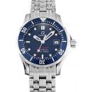 オメガ 時計コピー シーマスター N級品300mプロダイバーズ 2224.80 ブルー レディース