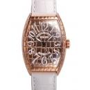 フランクミュラー ト時計コピー ノーカーベックス 超安ゴールドクロコ 5850SC GOLD CRO