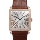 フランクミュラー 腕時計コピー マスタースクエア コピー6000KSCDTD RELIEF