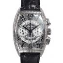 フランクミュラー 時計コピー トノーカーベックス アイアンクロコクロノ 8880CCAT IRON CRO