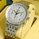 ブライトリング 時計コピー ナビタイマー A232G33NP 銀文字盤/アラビア数字
