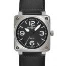 ベル&ロス 腕時計コピー BR01-92B 新品 ブラック