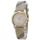バーバリー BURBERRY BU1399 レディース ゴールド ウォッチ 腕時計