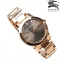 バーバリー腕時計コピー BU9005ピンクゴールドBURBERRYメンズ