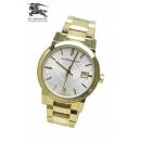 バーバリー腕時計コピー BU9103ゴールドユニセックス