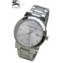 バーバリー時計 腕時計コピー BU9300シルバーオートマチックメンズ