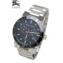 バーバリー腕時計コピー BU9380ブラッククロノグラフメンズ