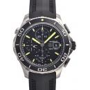 タグホイヤー 時計コピーアクアレーサー 価格500M クロノグラフセラミック CAK2111.FT8019