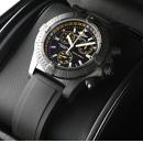 ブライトリング 時計コピー アベンジャーシーウルフクロノ ブラックスティール M739B87RPB