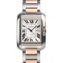 カルティエ 時計コピー タンクアングレーズ 人気 MM W5310007