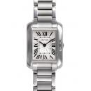 カルティエ 腕時計コピー タンクアングレーズ 人気SM W5310022
